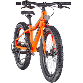 """Serious Trailkid 20"""" Niños, race fire red"""